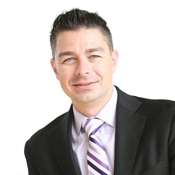 Wesley van den Heuvel Headshot